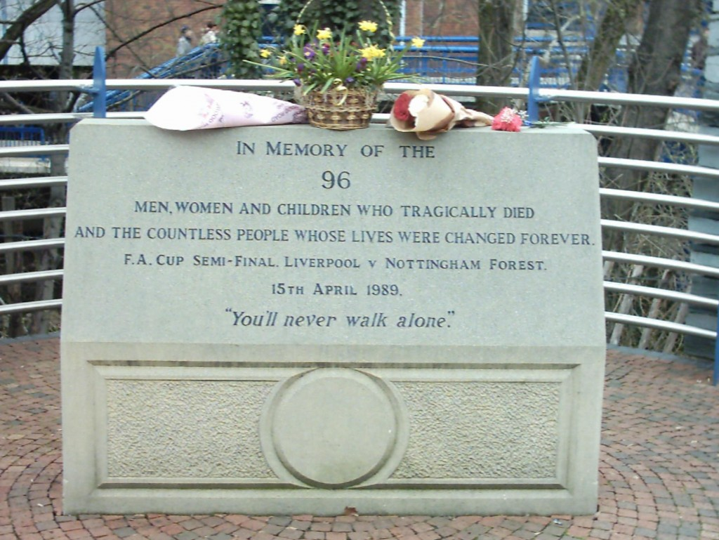 Hillsborough_Memorial